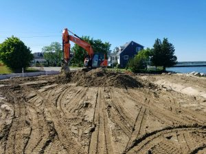 Coastal Excavation Corp. Site Development